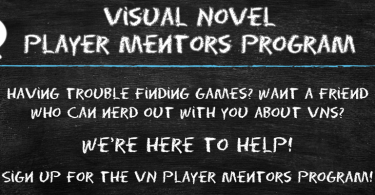 Fuwanovel Player Mentors Program Header Image