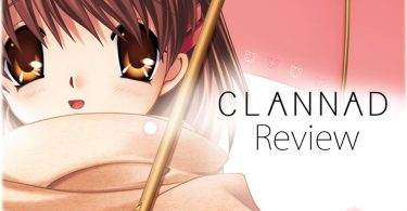 Fuwanovel CLANNAD Review Header