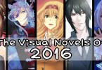 Visual Novels Coming in 2016