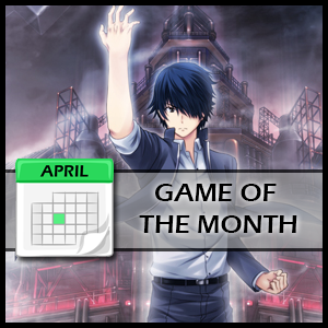 Our Aril 2016 Game of the Month is: Tokyo Babel!