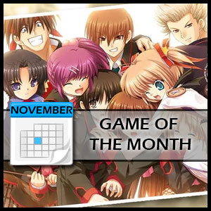 Fuwanovel November 2017 Game of the Month: Little Busters