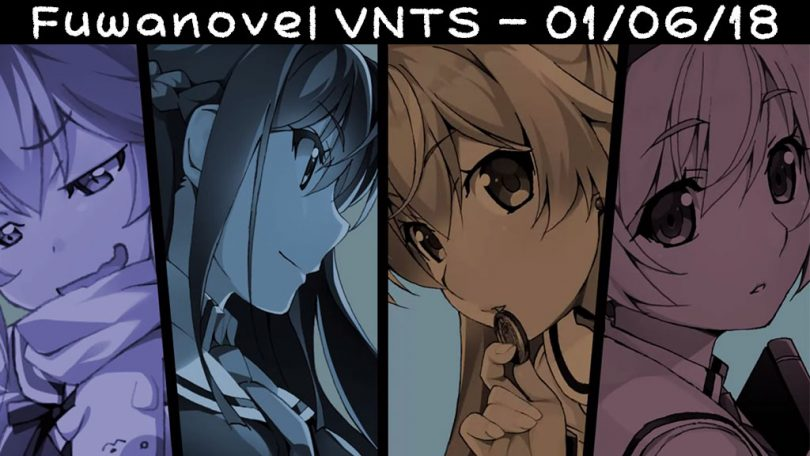 Header for our Visual Novel Translation Status post on 01/06/2018